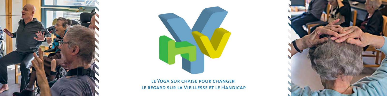 Association Recherche en Yoga pour changer le regard sur la Vieillesse et le Handicap